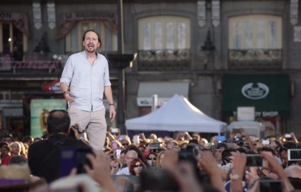 """Pablo Iglesias tilda de """"vergonzoso"""" que Moix tenga """"intereses"""" en paraísos fiscales"""
