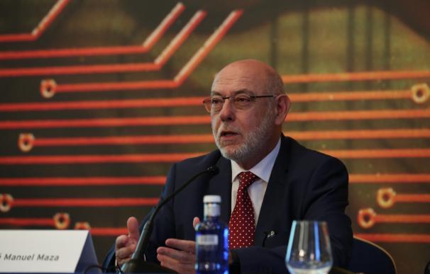 """El fiscal general del Estado considera que agilizar la justicia penal es """"una emergencia"""""""