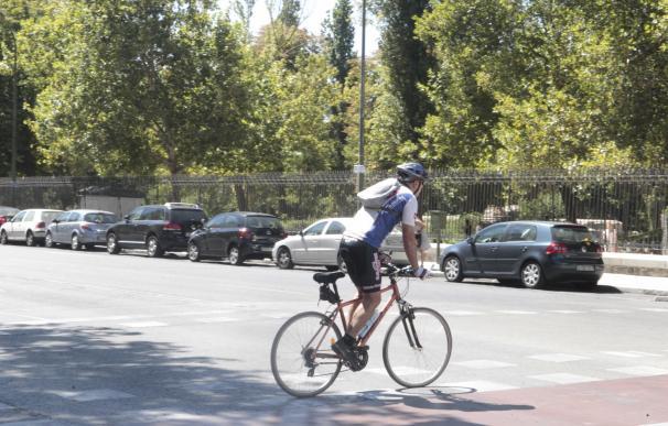 Arrancan las obras para eliminar un punto negro de acceso al carril bici de Colmenar