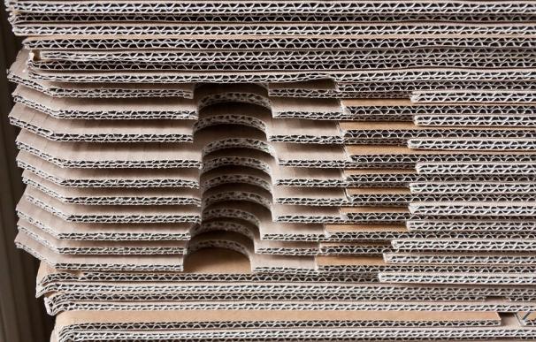 España, cuarto país europeo en producción de cartón ondulado con 5.000 millones de metros cuadrados en 2016