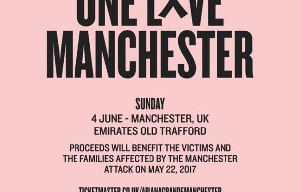 Coldplay, Justin Bieber y Kate Perry se unen al concierto benéfico de Ariana Grande por el atentado de Manchester