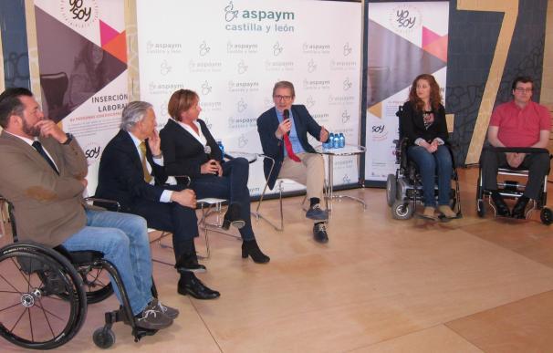 Aspaym destaca en la campaña 'Yo soy' los beneficios que la contratación de discapacitados puede tener para las empresas