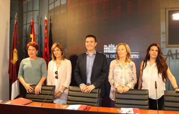 Suscrito el convenio del Consorcio Provincial de Servicios Sociales en Albacete con nuevas retribuciones y un reglamento