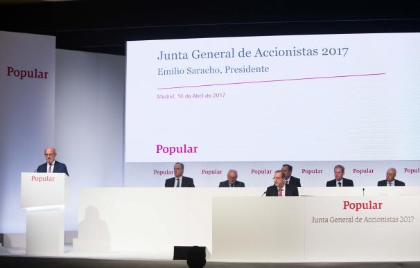 El consejo de Popular evalúa mañana su proceso de venta y la marcha de su política de desinversiones