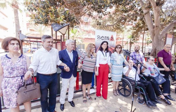 Diputación se suma a los actos organizados con motivo del Día Mundial de la Esclerosis Múltiple