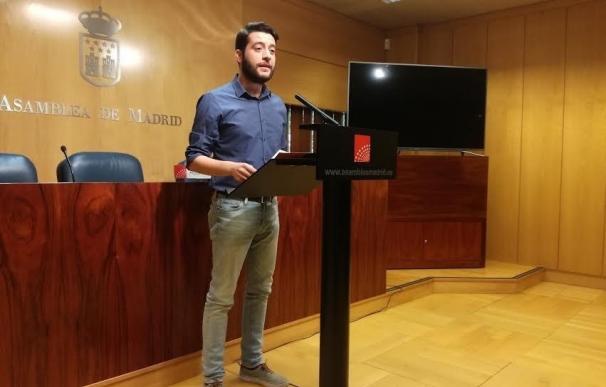 Ciudadanos censurará en el Pleno el informe de la Abogacía de la Comunidad sobre las adjudicaciones de la cafetería