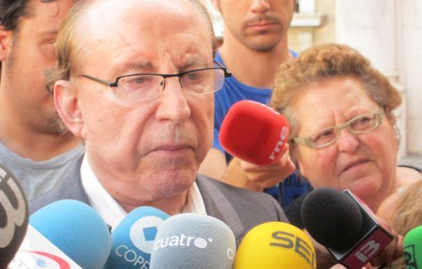 La prueba de ADN al cadáver de Ruiz-Mateos confirma que es padre de Adela Montes de Oca