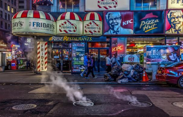 """El fotógrafo extremeño Antonio Soriano muestra en Badajoz instantáneas sobre """"momentos"""" y """"rincones"""" de Nueva York"""