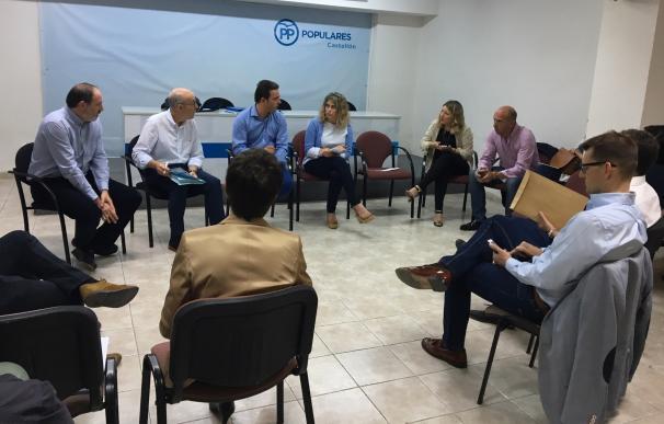 El Congreso del PP contará con 1.000 compromisarios y la participación de todas las comarcas