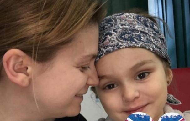 Diagnostican a una niña de cinco años un resfriado en vez de leucemia