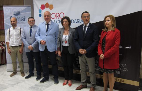 El III Foro Andalucía Solidaria vuelve a situar a Córdoba en junio en el mapa de cooperación internacional