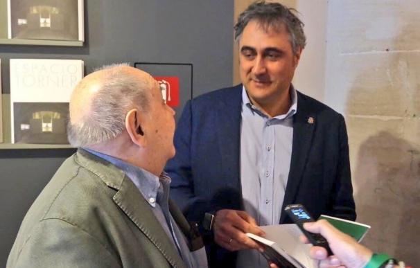 El artista Gustavo Torner donará sus obras y cerca de 3.000 volúmenes de su biblioteca de arte a Cuenca