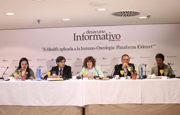 Una plataforma española pionera en el mundo permite la identificación de biomarcadores para cáncer de pulmón