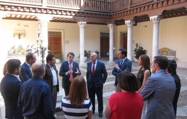 El PP reunirá el día 15 en Valladolid a portavoces del PP en diputaciones y municipios de más de 10.000 habitantes