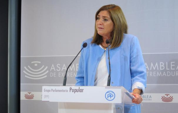 """El PP de Extremadura pide la paralización del decreto """"sectario"""" de la concertada y exige a Vara que retome el diálogo"""
