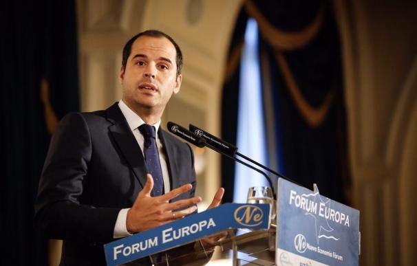 """Aguado se jacta de que Cs y no Podemos """"han conseguido poner en marcha las reformas"""" que pedía el 15M"""