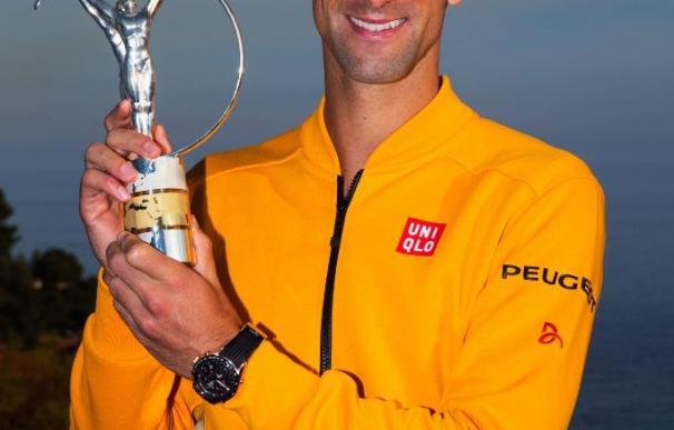 Djokovic, la selección alemana de fútbol y Ricciardo, premiados en los Laureus
