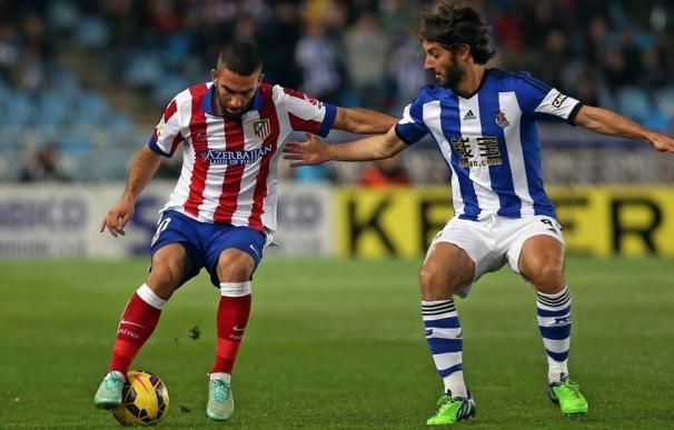 Previa del Atlético de Madrid - Real Sociedad