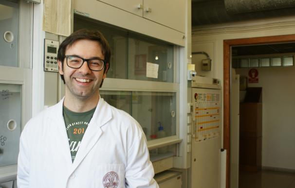 José Antonio García López, premio GEQO a Jóvenes Investigadores