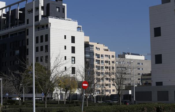 El precio de la vivienda libre subió un 2,2% en el primer trimestre, según Fomento