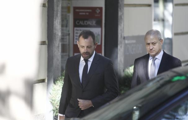 Prisión incondicional para Sandro Rosell por integrar una organización criminal internacional dedicada al blanqueo