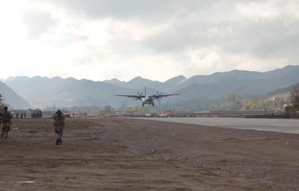 La policía afgana frustra un ataque contra la principal base militar española