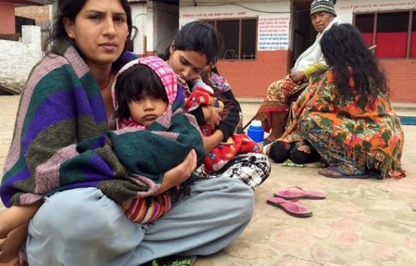 Devastador terremoto en Nepal
