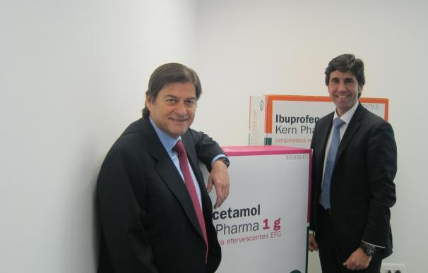 Kern Pharma invierte 11,5 millones para crecer un 10% en 2015 con España como motor