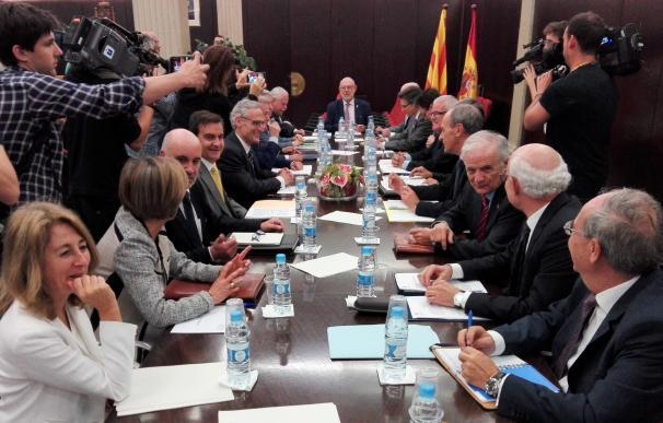 Barcelona acoge por primera vez la Junta de Fiscales de comunidades autónomas
