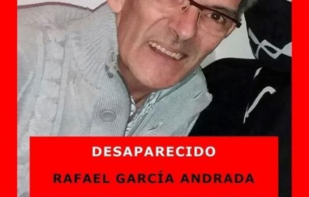Familiares y amigos organizan una búsqueda del hombre de 68 años desparecido en Valladolid
