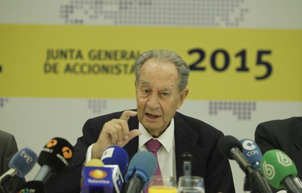 Villar Mir eleva hasta el 58,3% su participación de control en OHL