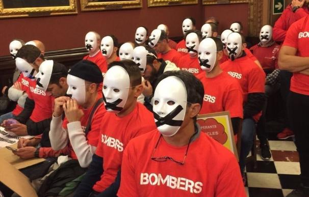 """Los Bomberos creen que Pastor ha """"puesto en evidencia"""" a todo el Ayuntamiento por decir que son """"unos privilegiados"""""""