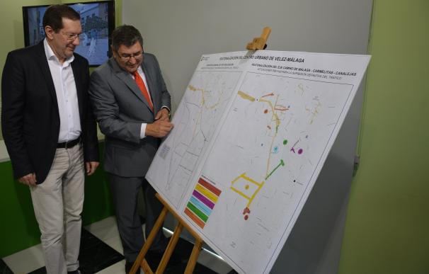 Vélez iniciará este año las actuaciones necesarias que permitan la peatonalización del centro