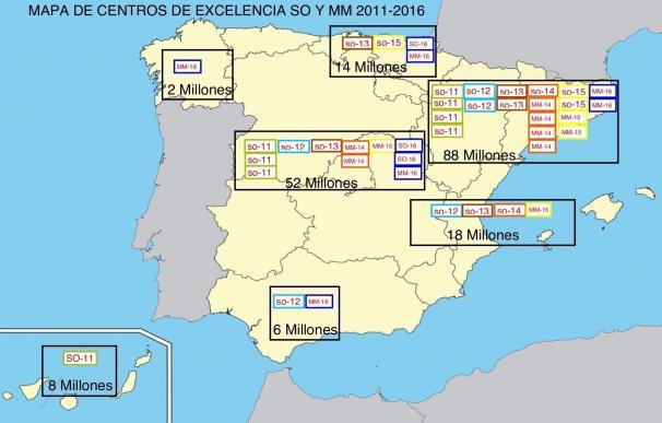 Arellano advierte de la falta de inversiones del Gobierno en infraestructuras científicas en Andalucía