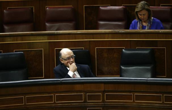 UPyD pide un 'careo' entre Montoro y la fiscal general en el Congreso sobre la investigación a Rato