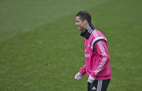Cristiano Ronaldo apoya un concierto solidario en Madrid para luchar contra la ELA