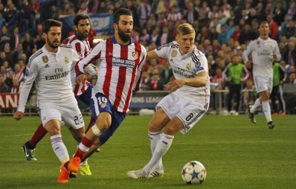Previa del Real Madrid - Atlético de Madrid
