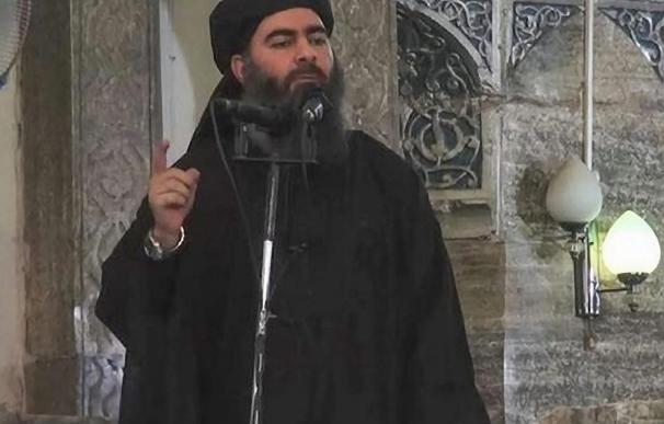 Una grabación del EI atribuida a su líder anuncia la expansión de su califato