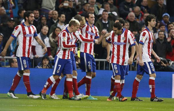 Real Madrid - Atlético: las mejores fotos del partido de Copa