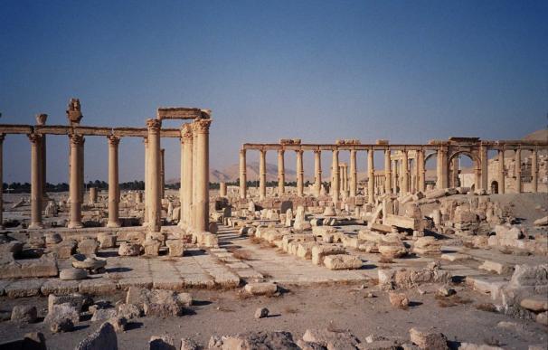 """La UNESCO dice que las ruinas de Palmira """"mantienen gran parte de su integridad y autenticidad"""""""