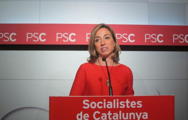 Chacón renuncia a ser la candidata del PSC a las elecciones generales del 26J