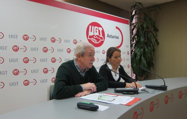 """El mercado laboral asturiano """"no termina de confirmar su recuperación"""" según UGT"""