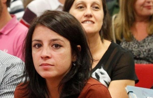 """Lastra (PSOE) acusa a Podemos de """"traicionar"""" a las comarcas mineras"""