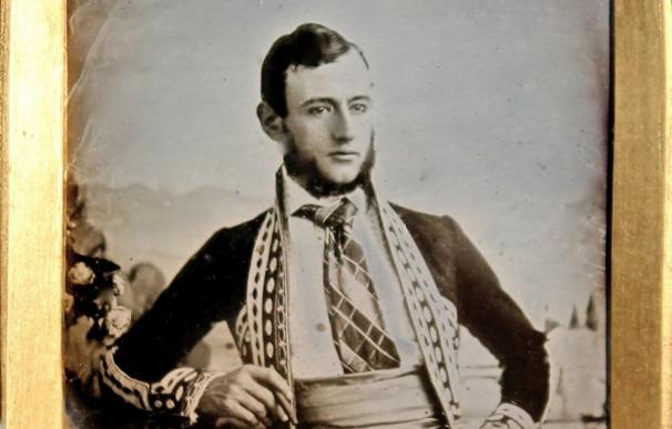 Nadie compra la fotografía más antigua de España, un daguerrotipo de 1843