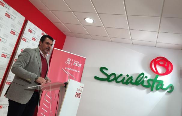 """El PSOE lamenta que el PP se posicione """"en contra"""" del trasvase de agua al Condado"""