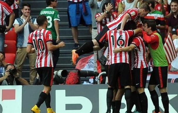 El Athletic sella su pase a Europa en San Mamés