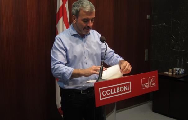 Collboni (PSC) defiende las primarias tras la renuncia de Chacón