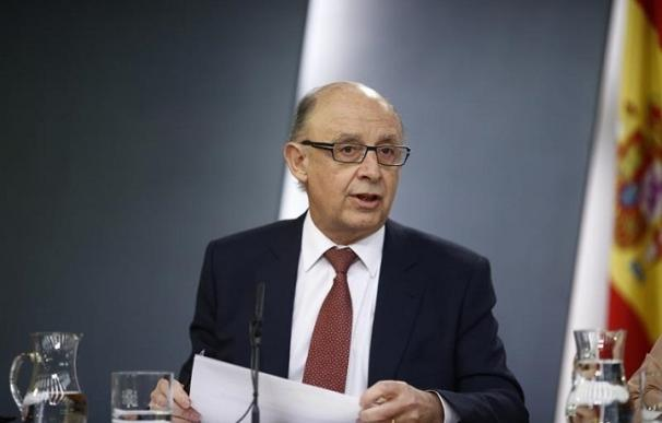 """Montoro aboga por """"considerar"""" futuras bajadas de impuestos a la luz del déficit que se acuerde con Bruselas"""