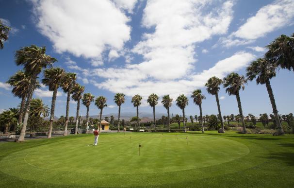 El turismo de golf genera 131 millones en Tenerife en 2015