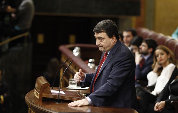 El PNV advierte de que reducir el gasto electoral perjudica a los partidos pequeños